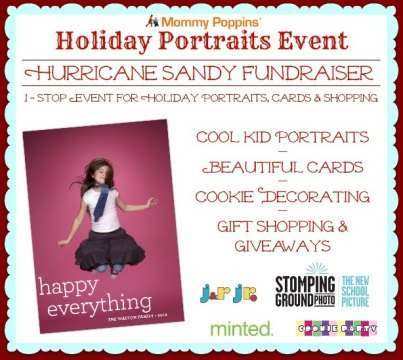 Our Fun Holiday Event Will Help You and Hurricane Sandy Victims