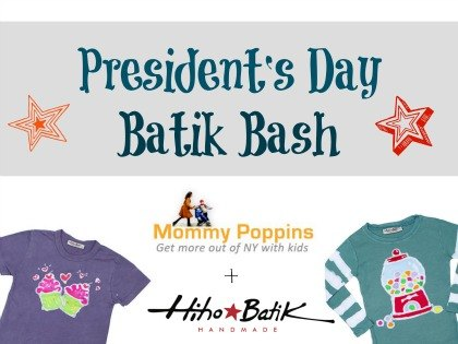 Join Us on Presidents' Day for a Creative Batik Bash at Hiho Batik