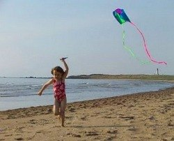Kite Festivals and Places for LA Kids to Fly Kites
