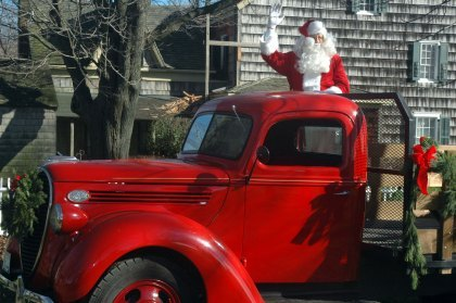 Long Island Kids' Activities December 1 and 2: Christmas at Hallockville, Cinderella's Christmas, & Monkey Monkey Music Concert