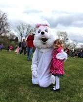 Mostly Free and Fun Things To Do With Kids In CT This Easter Weekend April 19-20: Egg Hunts, Bunny Trains and Spring Hikes