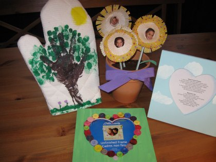 4 Homemade Mother 39 S Day Gifts That Kids Can Make With