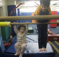 NYC Gyms with Childcare: Where to Work Out With Kids in Tow