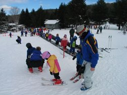 Where to Ski with Kids in New York