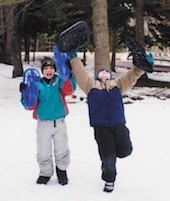 Places to Snowshoe and Cross Country Ski in Litchfield County, CT