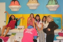 Spa Birthday Parties for Kids (Central Connecticut)