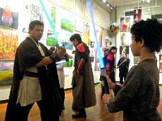 Star Wars Fun for NYC Kids: Lightsaber Battles, Storm Troopers and Other Ways to Get Your Geek On