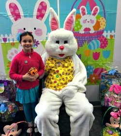 Take Photos with the Easter Bunny In or Near NYC