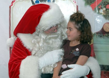 Top Places to See Santa on Long Island
