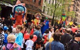 Tribeca Film Festival for NYC Kids: Family Street Fair and Other Free Fun