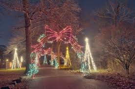 Holiday Light Shows in Hartford County, CT