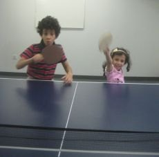 Table Tennis in NYC: Where to Play Ping-Pong with Kids
