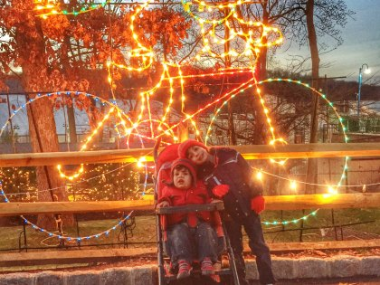 Best Holiday Lights Displays in NJ