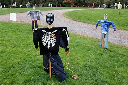 Halloween Haunted Houses in Westchester County & Other Fearsome Fall Fun