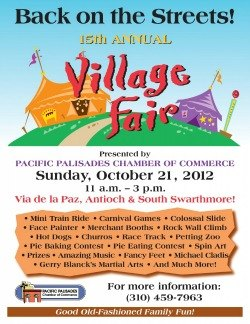 Pacific Palisades Village Fair