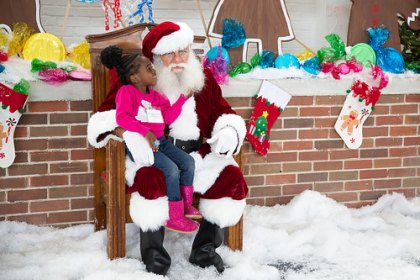 Breakfasts with Santa in New Jersey