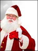 Santa in the City