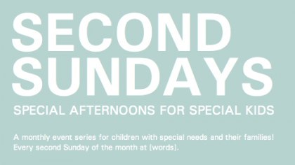 Second Sundays: Special Afternoons for Special Kids