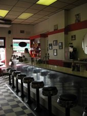 Old New York Soda Fountain Restaurants