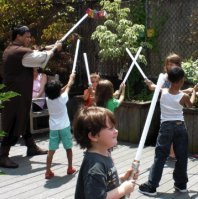 Star Wars Birthday Party: Ideas for a Jedi Training Academy Theme Kids Party