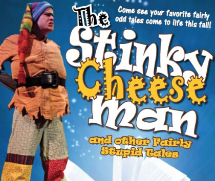 Stinky Cheese Man Activities The Stinky Cheese Man Amp Other