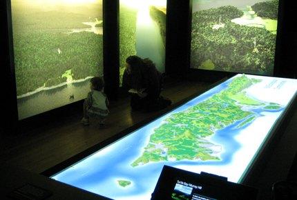 "Explore ""Mannahatta"" via digital maps of old Manhattan"