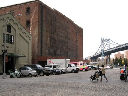 Water and Main Streets in Dumbo
