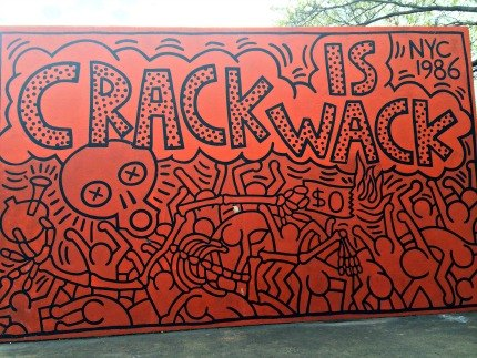 Crack is wack playground harlem updates program for Crack is wack mural