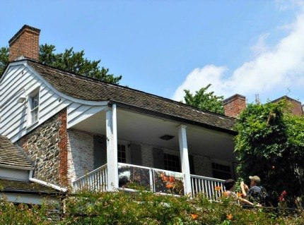 Take a DIY tour of the historic 18th-century Dyckman Farmhouse in Inwood