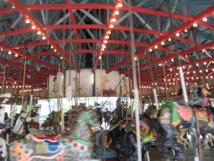 The Flushing Meadows Carousel