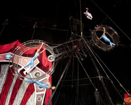 Ringling Bros. and Barnum & Bailey: Built to Amaze; courtesy of Feld Entertainment