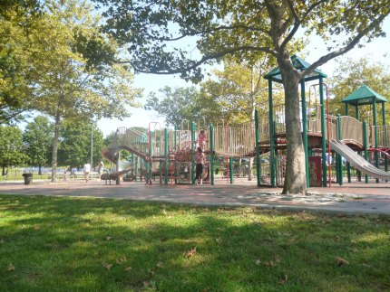 No matter where you are in Bay Ridge, there's sure to be a park or playground nearby