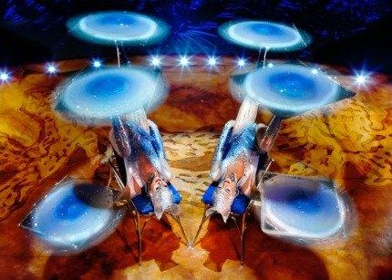 Totem by Cirque du Soleil; photo courtesy of Cirque du Soleil