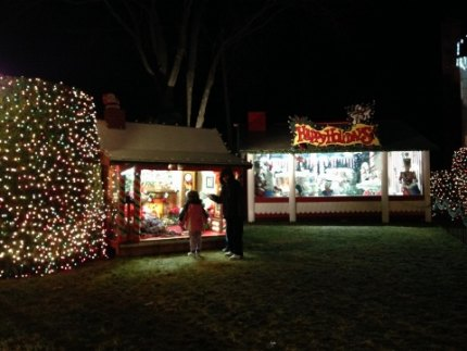 Holiday lights in westchester three must see holiday displays