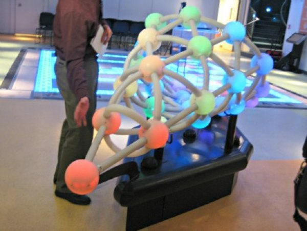Watch music come to life in Harmony of the Spheres