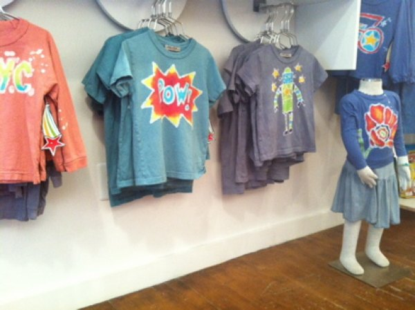 Not craftsy? Cute ready-made T-shirts are available for all ages