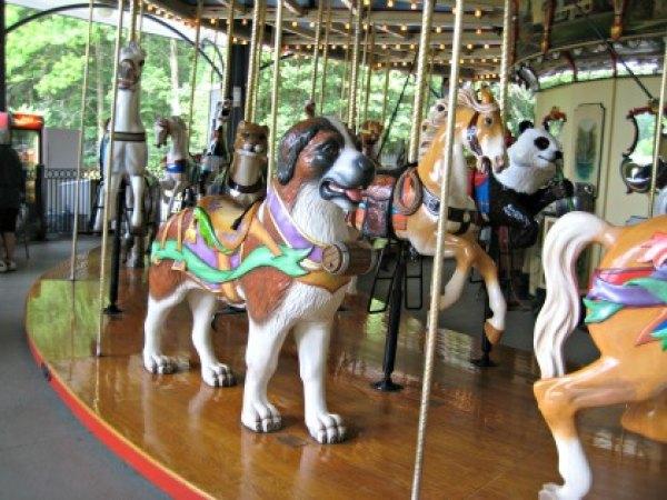 Carousel for All Children in Willowbrook Park