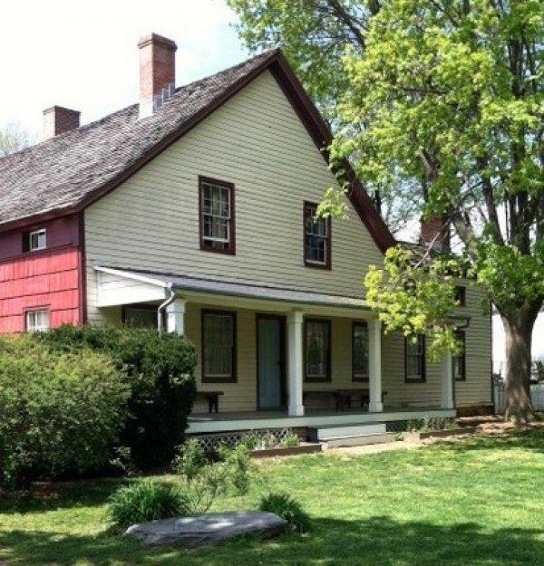 The Adriance Farmhouse