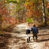 A Dozen Easy Fall Hikes in NJ for Families with Small Children