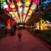 Lights and Culture: The Chinese Lantern Festival at Franklin Square