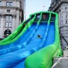 Summer Streets Set to Return in August with a Water Park, Giant Water Slide