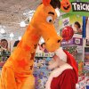 Santa Visits 100 Toys 'R' Us and Babies 'R' Us Stores in 2016