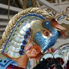 Photos of NYC's New Carousel: The B&B Carousell in Coney Island