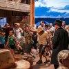 Weekend Fun: Birds of Prey, Theater, a Barn Dance, Free Music