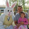 Easter Bunny Photo-Ops & Breakfasts in Houston