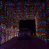 A Drive-Thru Light Bonanza at Skylands Stadium Christmas Light Show