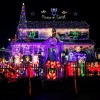 Holiday Light Shows in Fairfield County