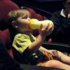 Cry Baby Matinee: Going to the Movies with a Baby in NYC