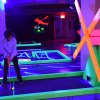 Glow-in-the-Dark Mini Golf Opens at Roosevelt Field in Garden City