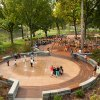 NYC Playgrounds with Shade: Shady Park Benches and Equipment